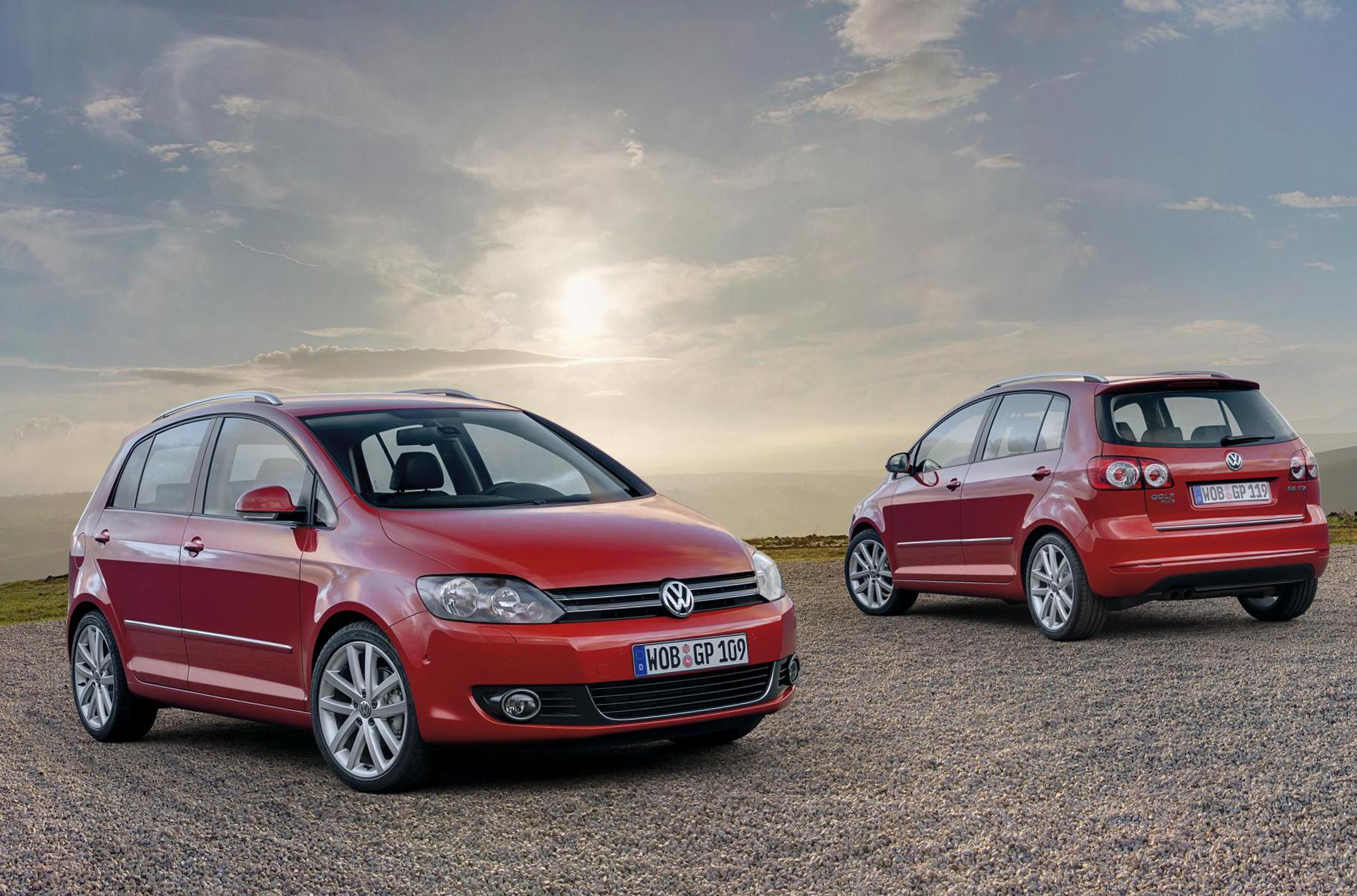 Volkswagen Golf Plus Specification 2011
