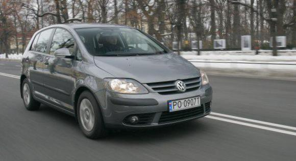 Golf Plus Volkswagen Specification 2011
