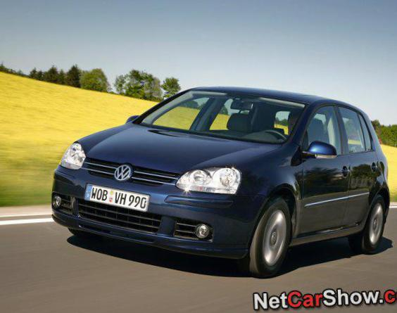 Volkswagen Golf Plus concept 2009