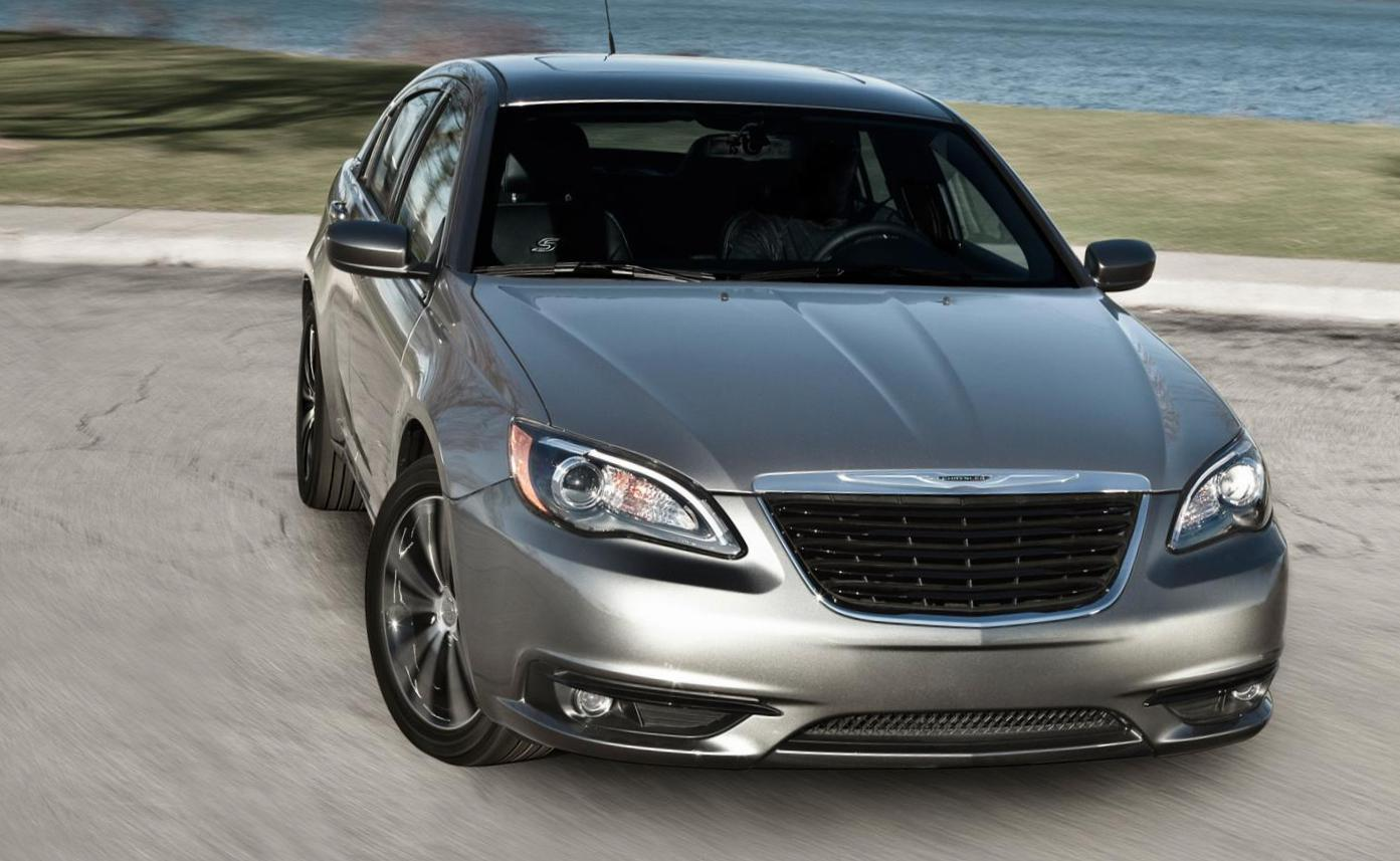 Chrysler 200 how mach 2008