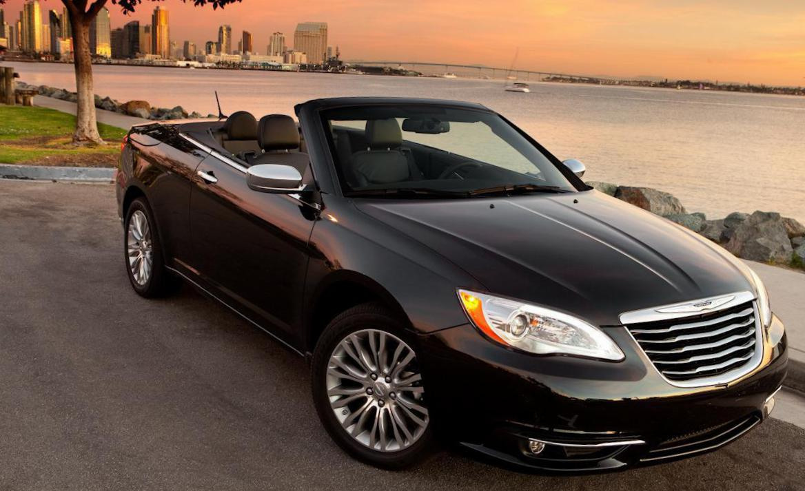Chrysler 200 Convertible >> Chrysler 200 Convertible Photos And Specs Photo Chrysler