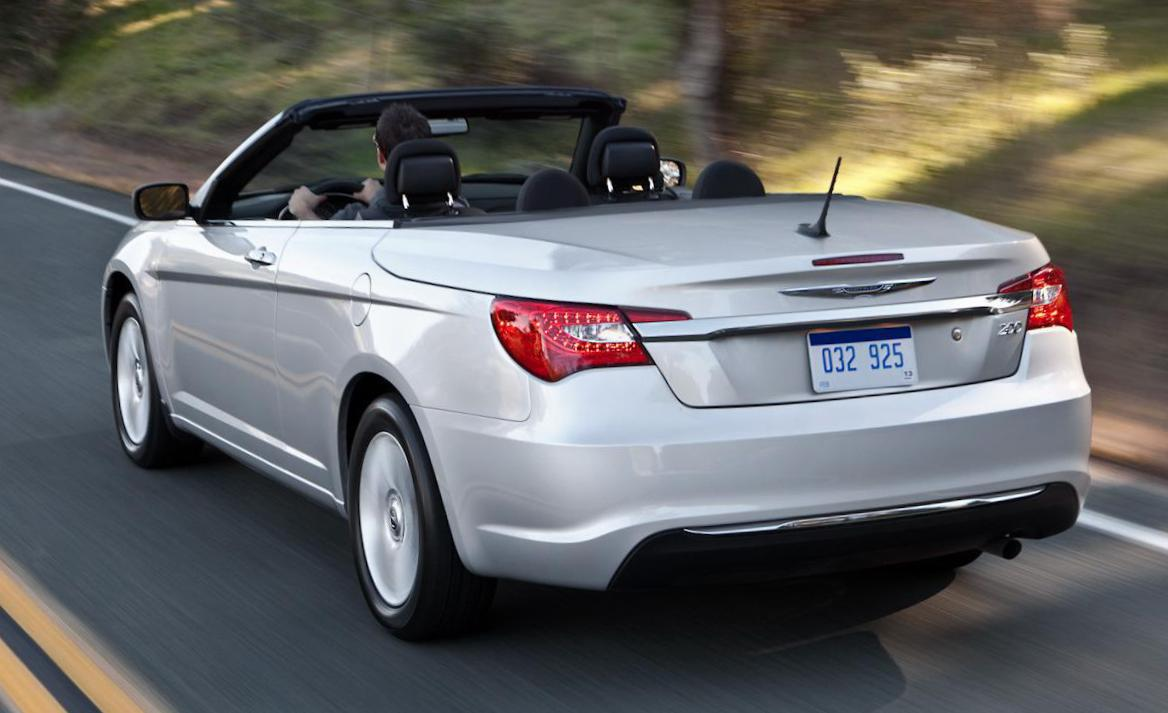 Chrysler 200 Convertible prices hatchback