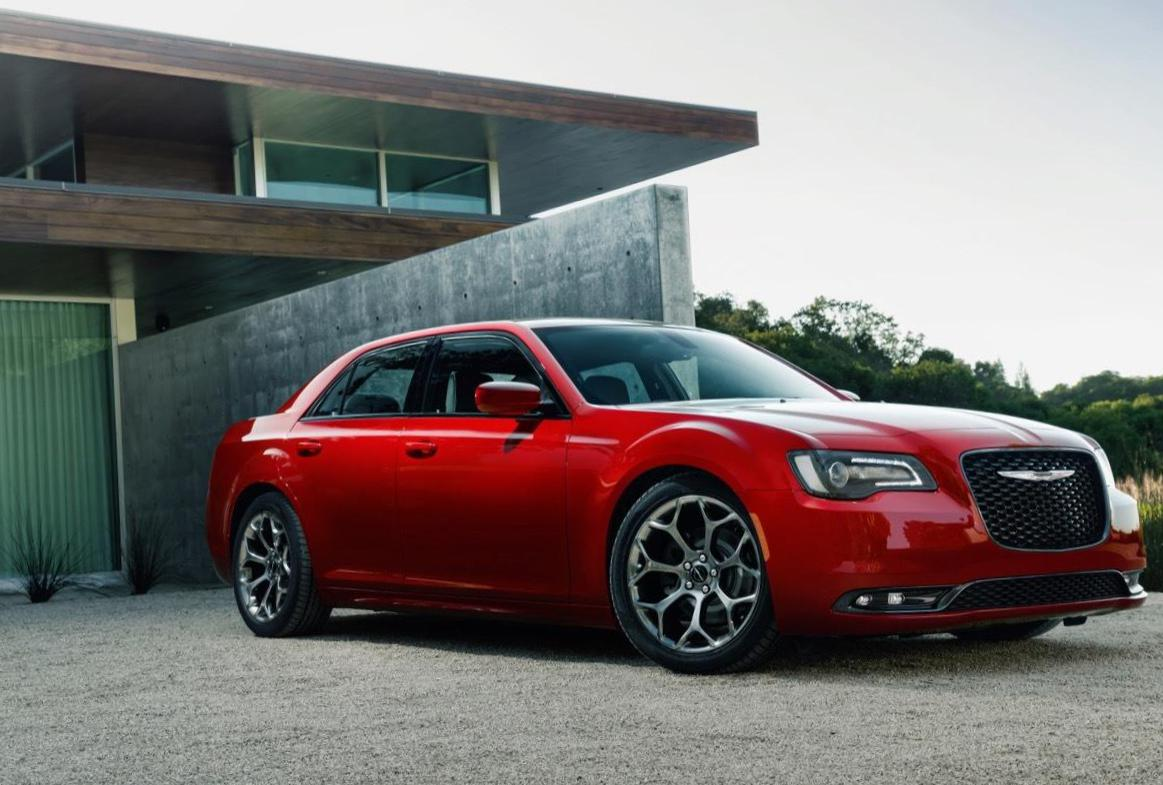 Chrysler 300 configuration 2011