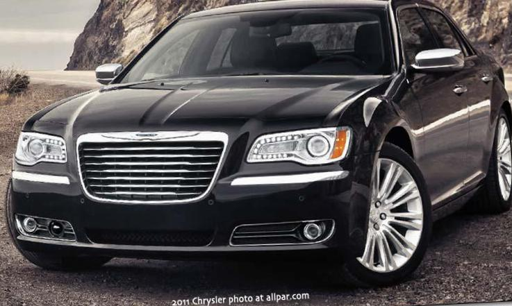 Chrysler 300 prices hatchback