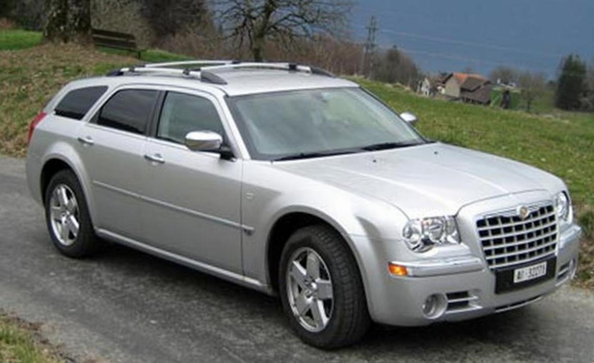 300C Chrysler price 2007