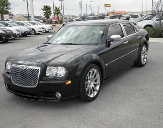 Chrysler 300C price 2005