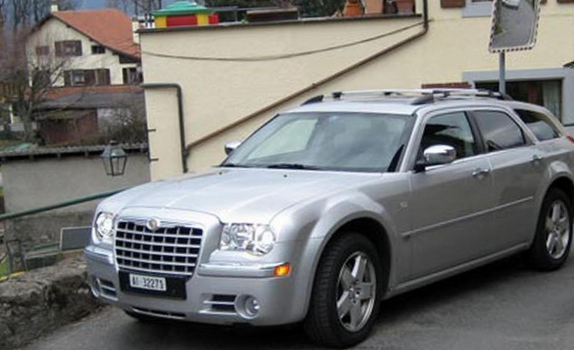 300C  TOURING Chrysler tuning 2011