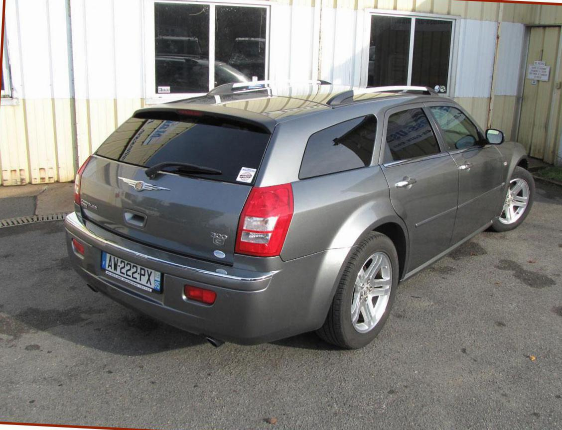 Chrysler 300C  TOURING tuning 2004