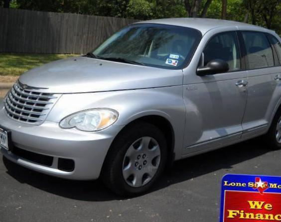 PT Cruiser Chrysler approved 2014