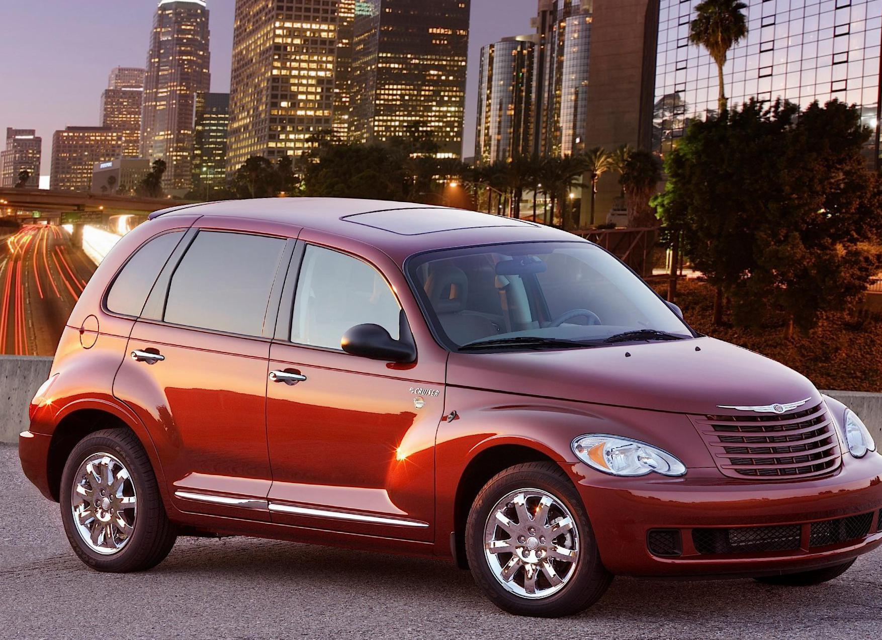 PT Cruiser Chrysler tuning 2008
