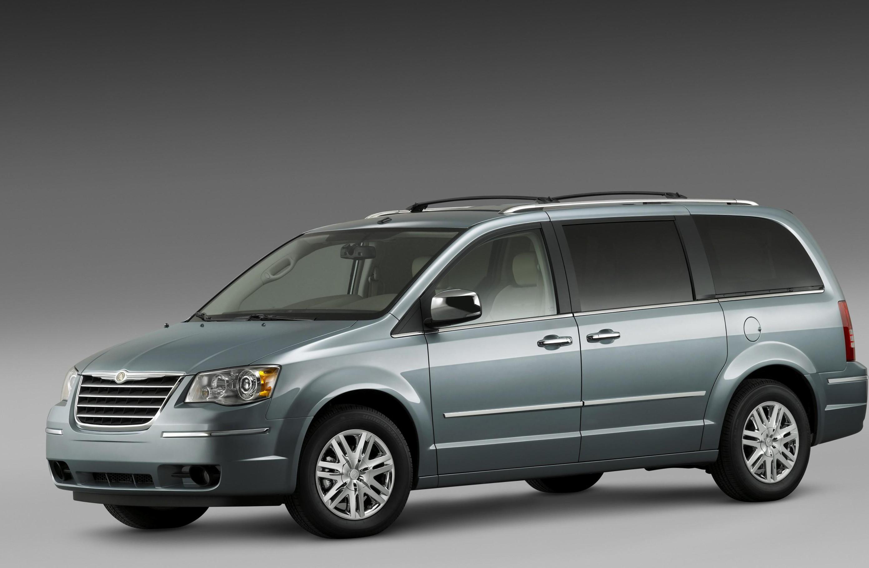 Chrysler Grand Voyager Characteristics 2011