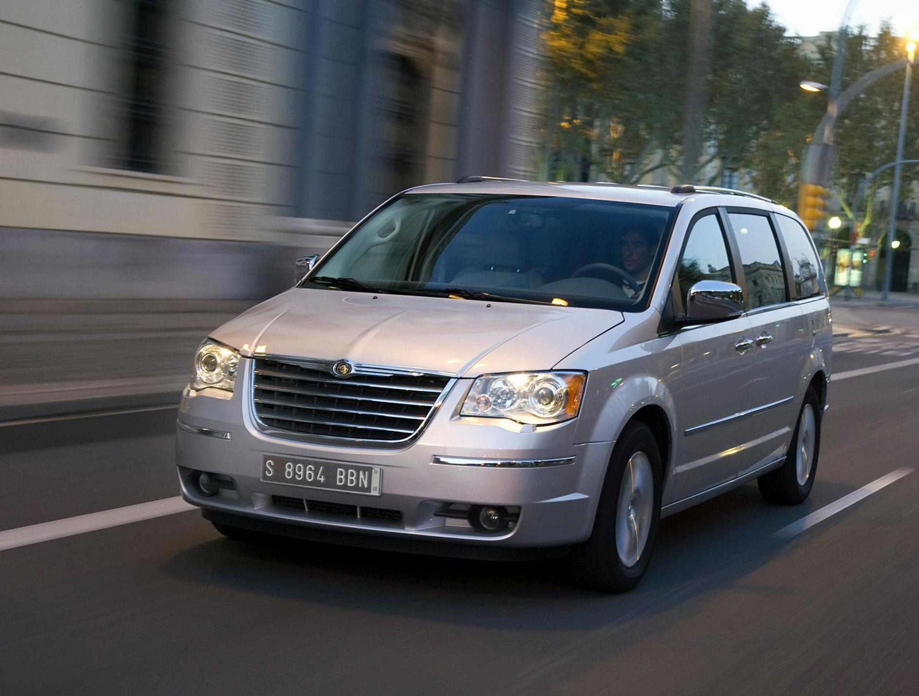 Chrysler Grand Voyager concept 2006