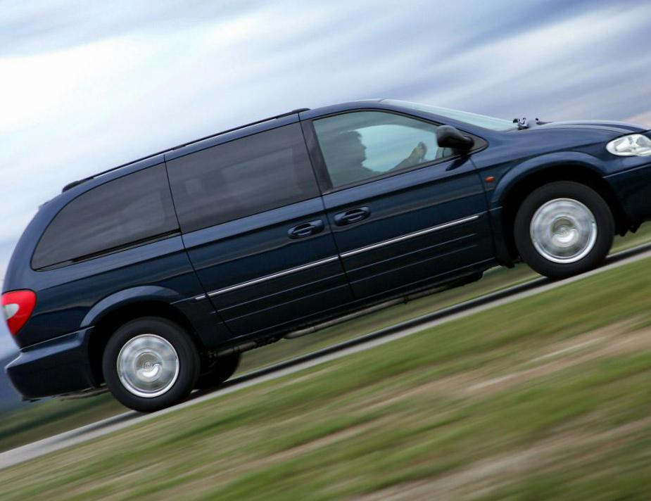 Chrysler Grand Voyager how mach 2008