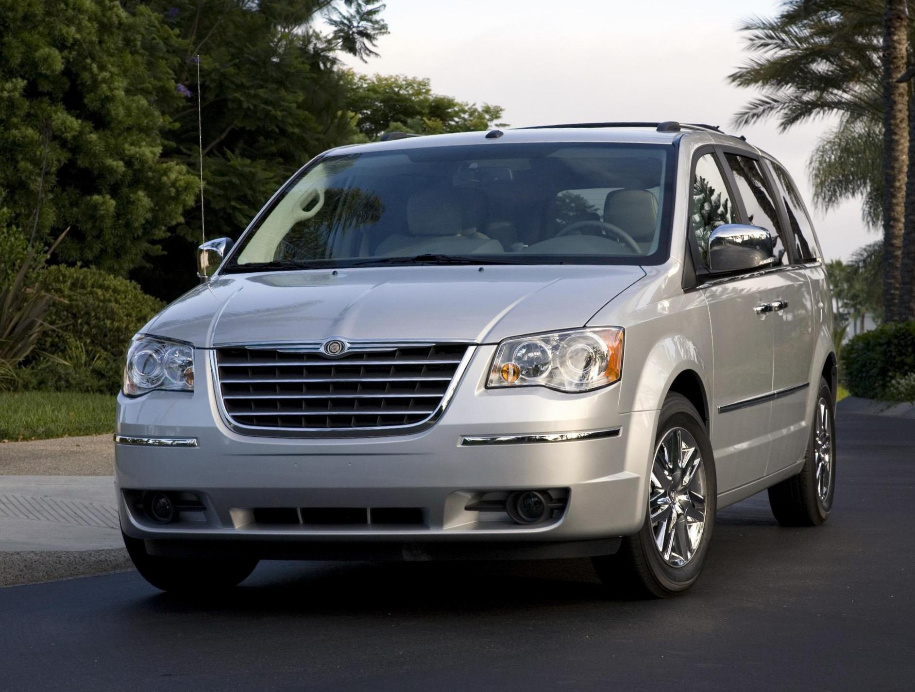 Grand Voyager Chrysler auto 2011