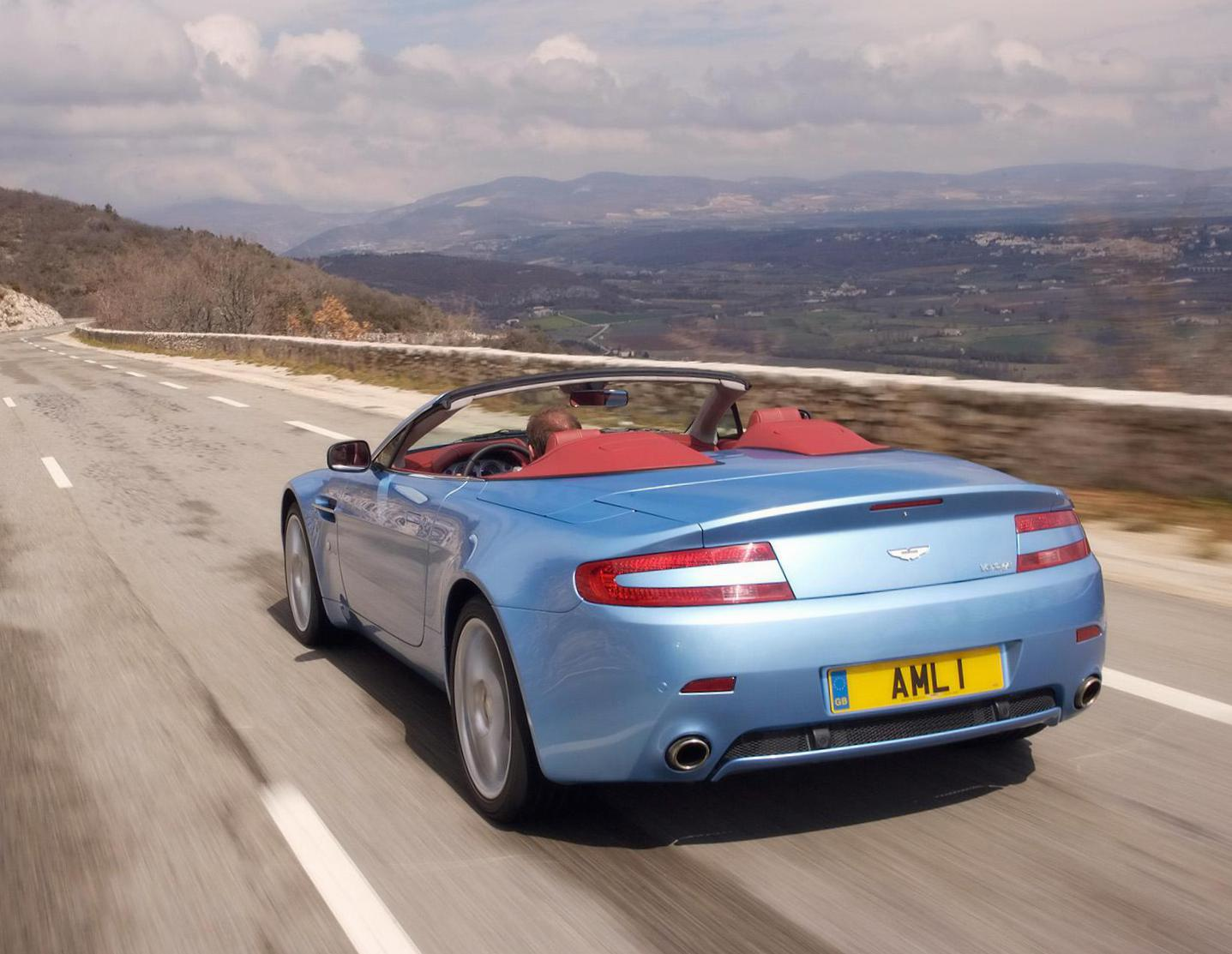 Vantage Roadster Aston Martin Specifications 2015
