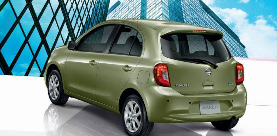 Micra Nissan how mach 2010