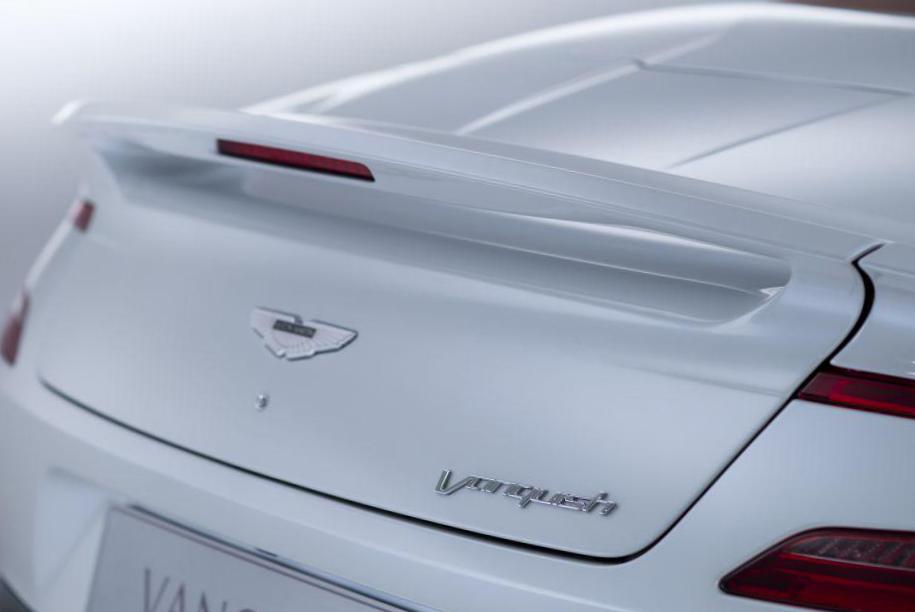 Aston Martin Vanquish Volante Specifications 2012