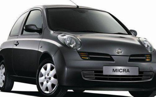 Micra 5 doors Nissan approved 2015