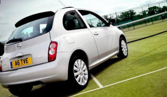 Nissan Micra 5 doors Specification 2014