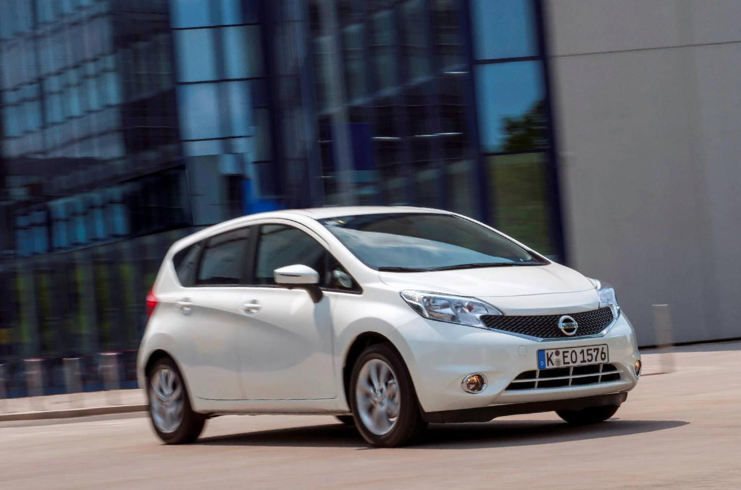 Nissan Note price sedan