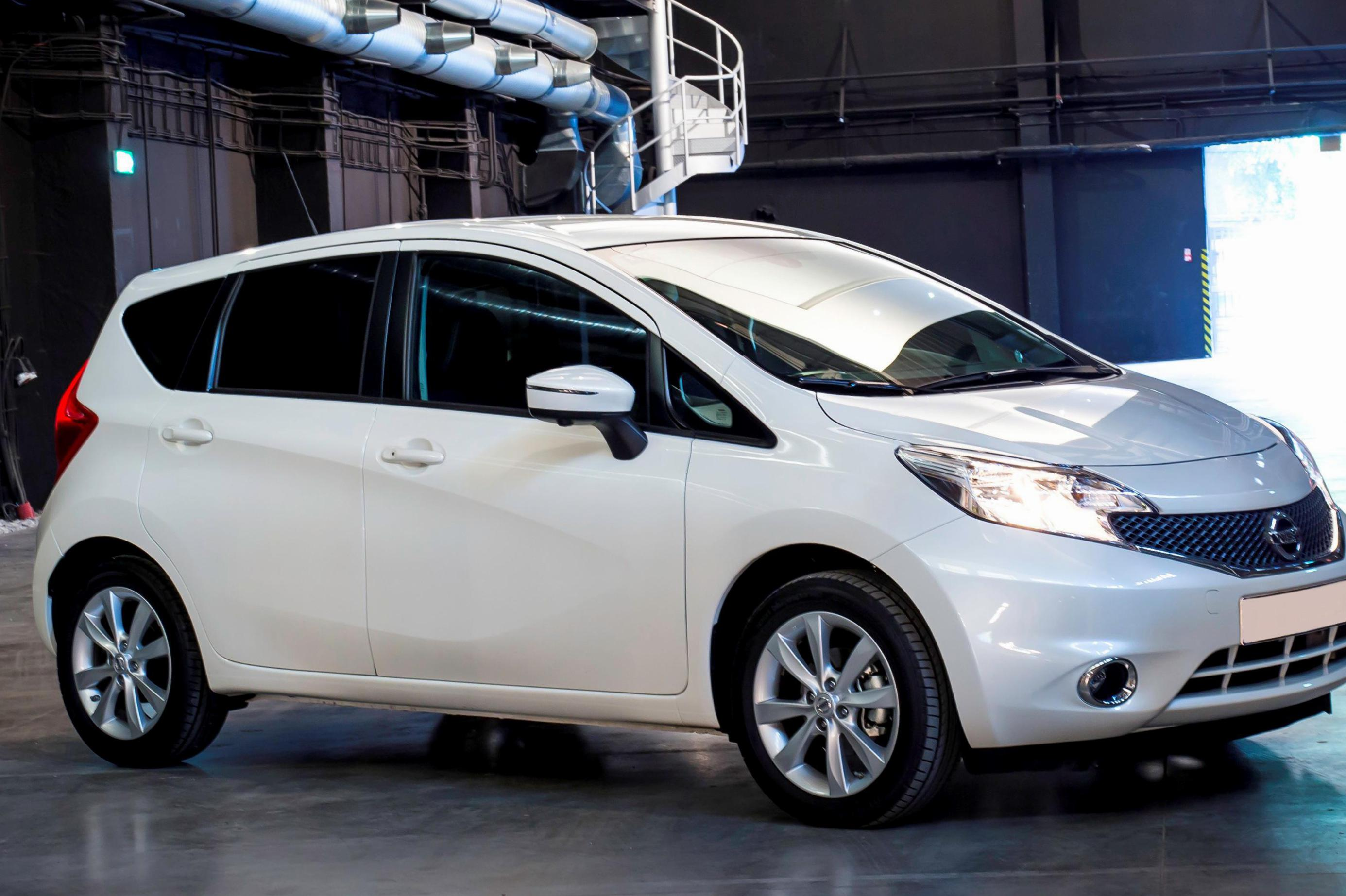 Nissan Note spec 2013