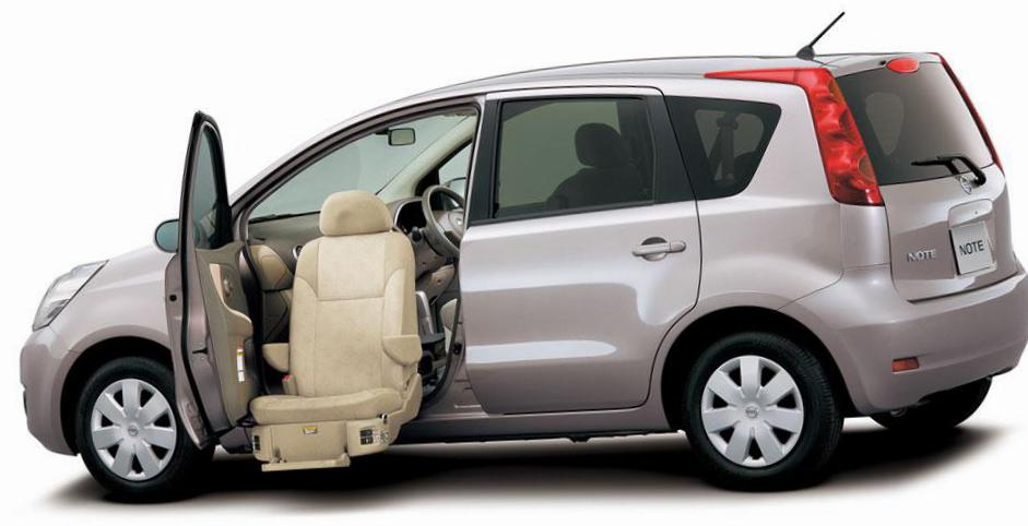 Nissan Note cost 2011