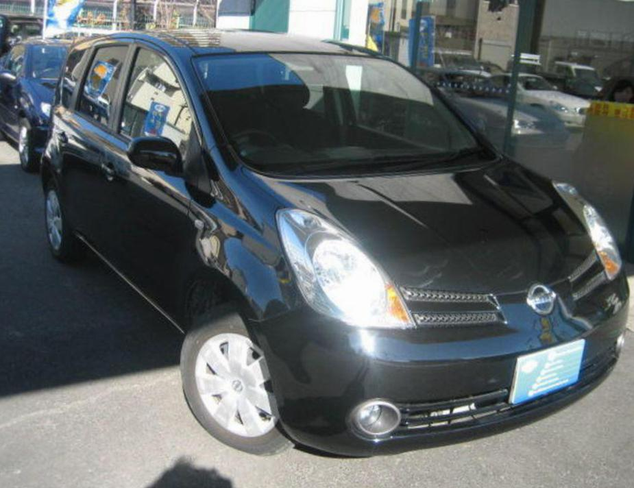 Nissan Note approved 2007