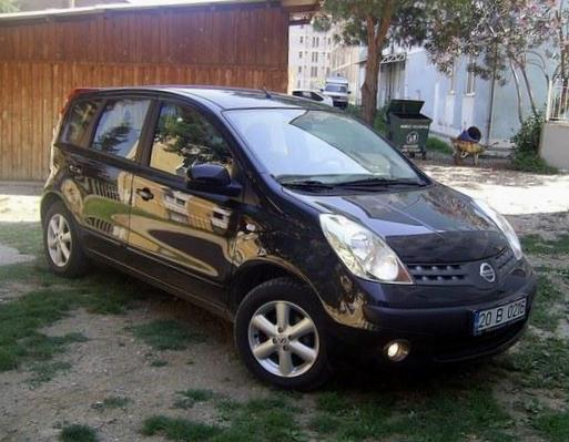 Nissan Note review 2014