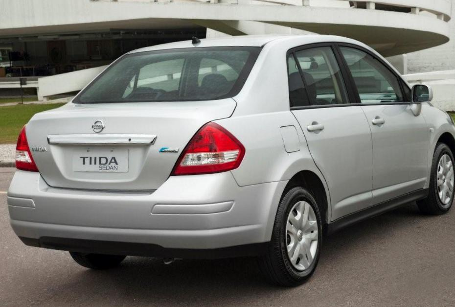 Tiida Sedan Nissan sale suv