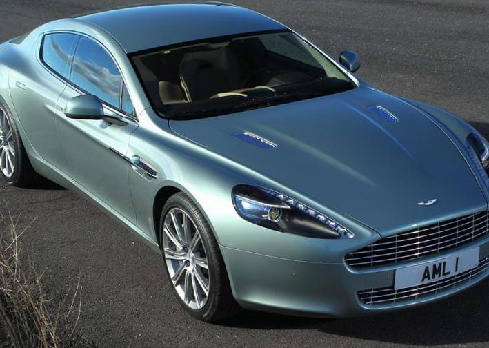 Aston Martin Rapide parts suv
