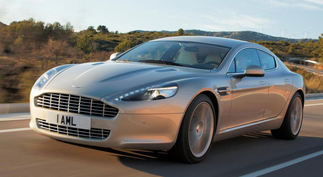 Rapide Aston Martin Specifications coupe