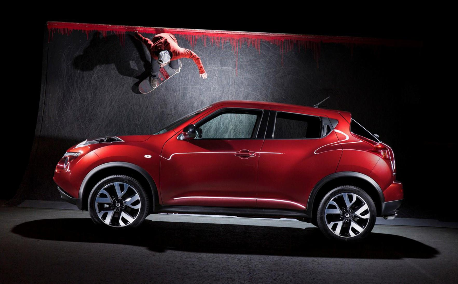 Juke Nissan reviews 2014