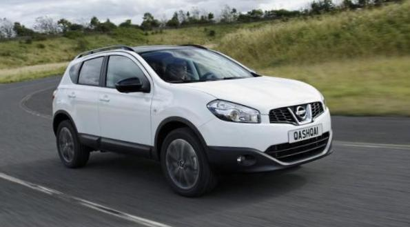 Nissan Qashqai Specifications sedan