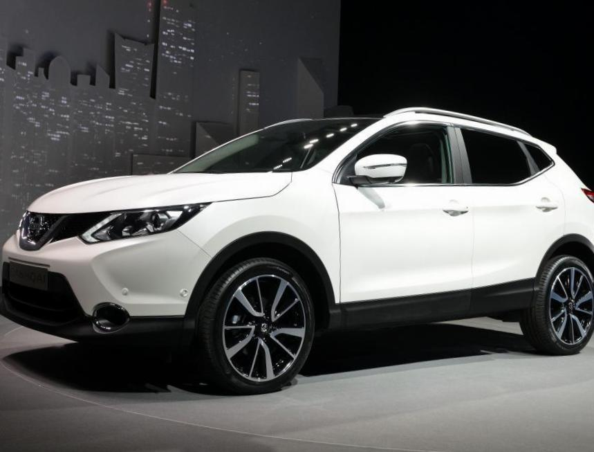 Qashqai Nissan prices hatchback