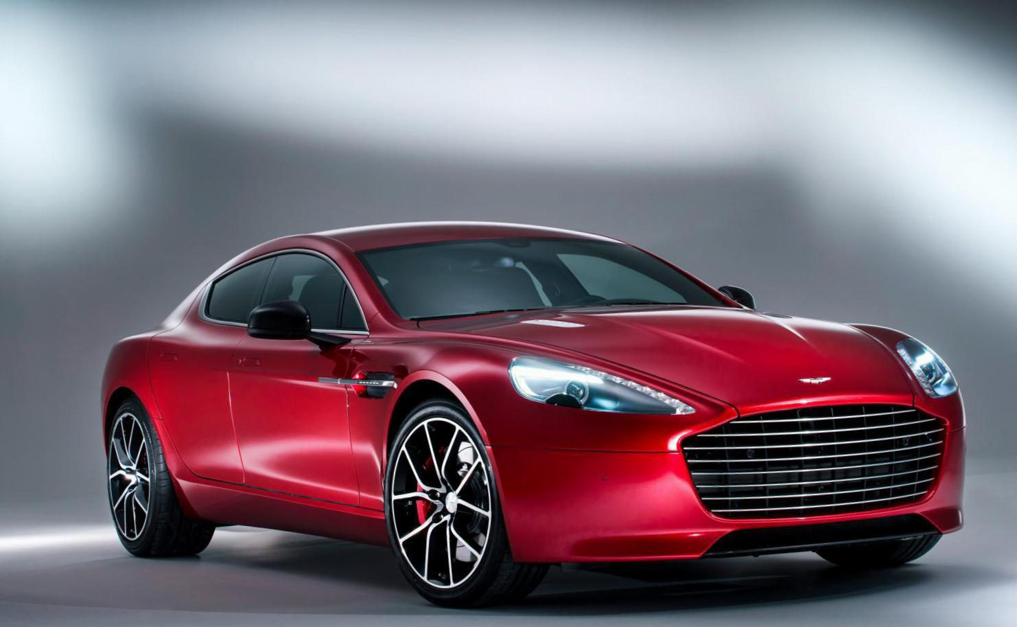 Aston Martin Rapide S Specifications 2012