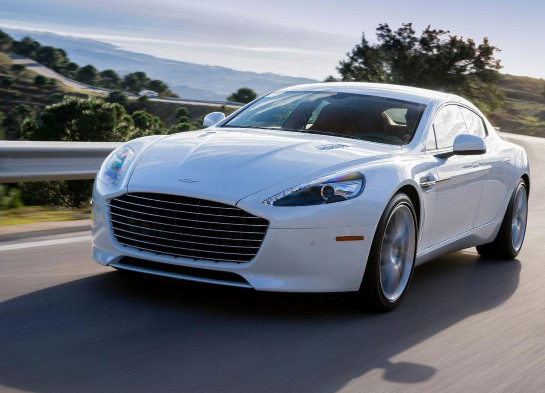 Rapide S Aston Martin approved 2012