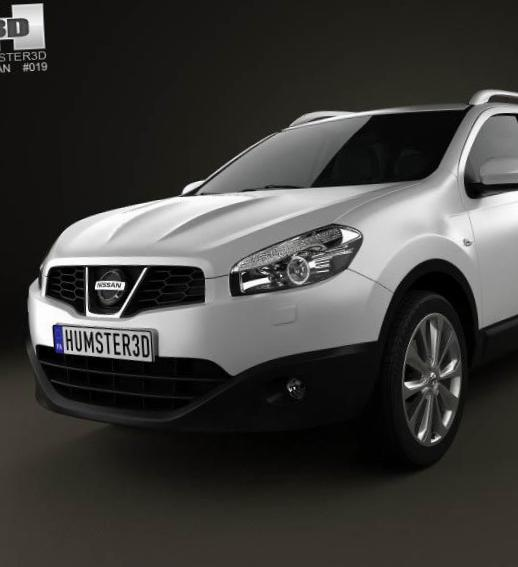 Qashqai+2 Nissan approved 2005