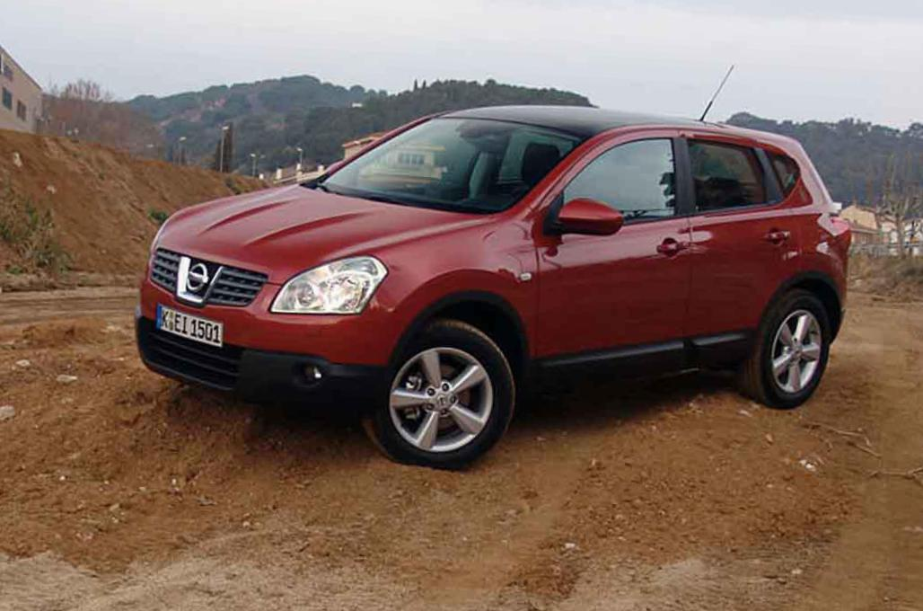 Nissan Qashqai Specification 2011