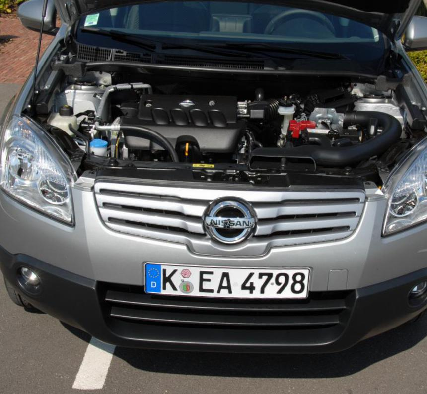 Qashqai+2 Nissan for sale 2009