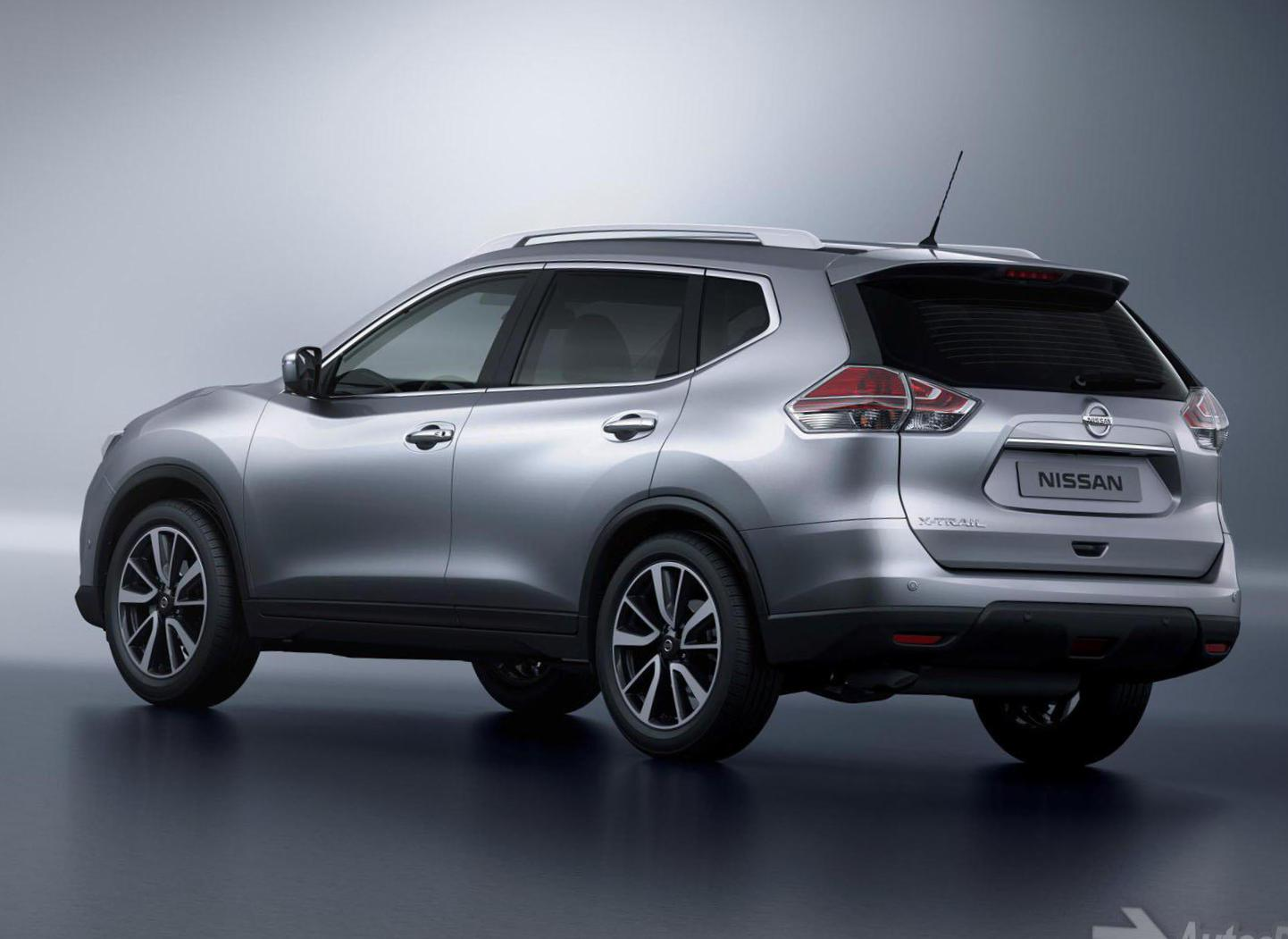 Nissan X-Trail price 2013