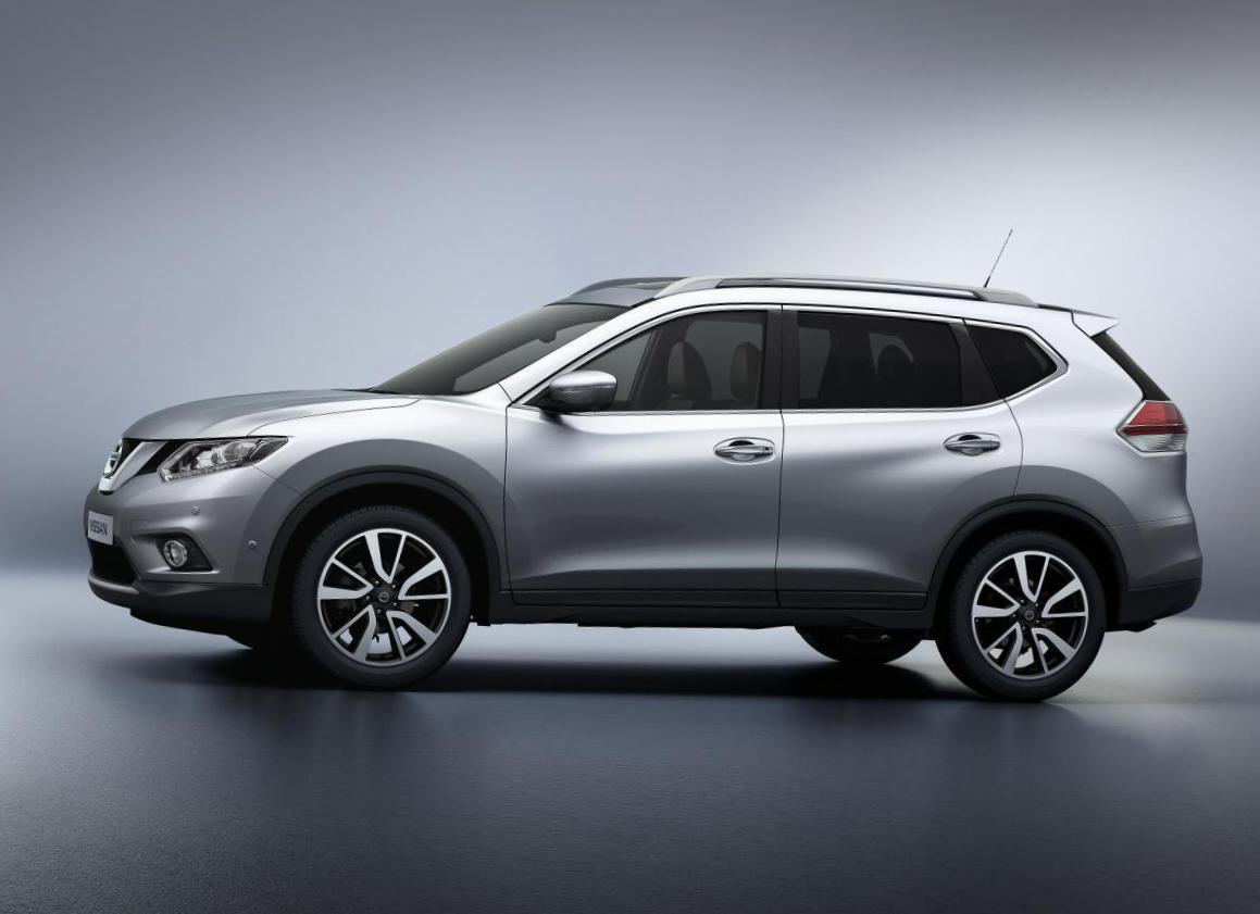 Nissan X-Trail reviews 2013