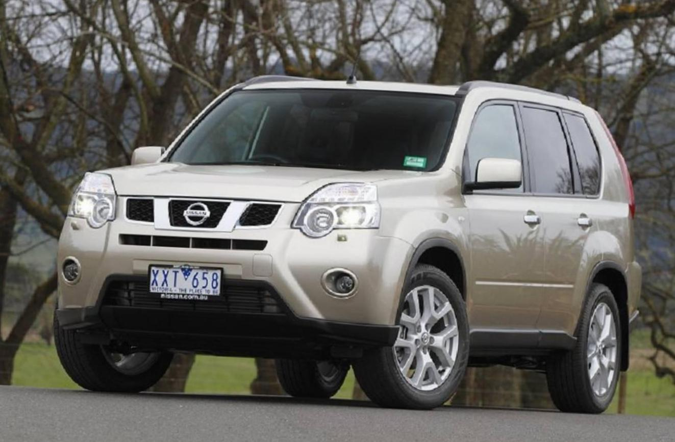 Nissan X-Trail Specifications hatchback