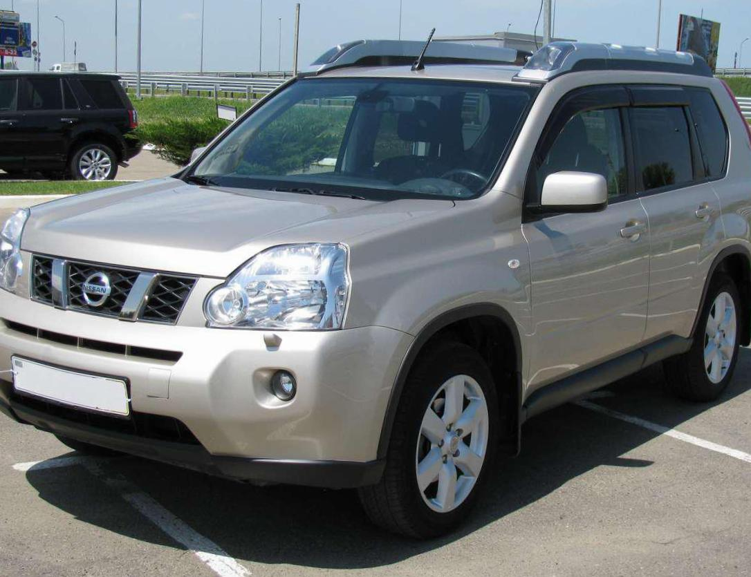 Nissan X-Trail usa 2013