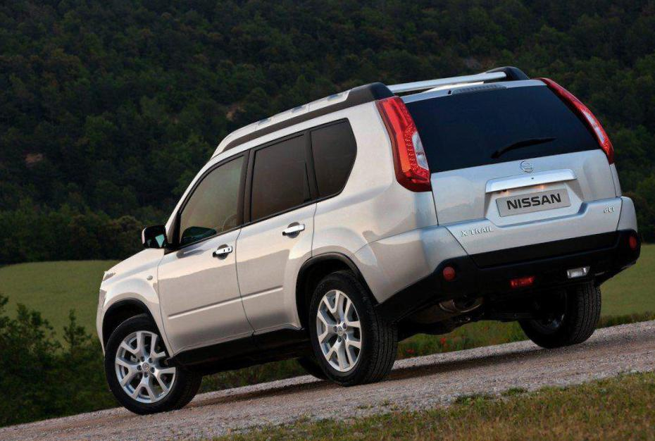 X-Trail Nissan Specifications 2007