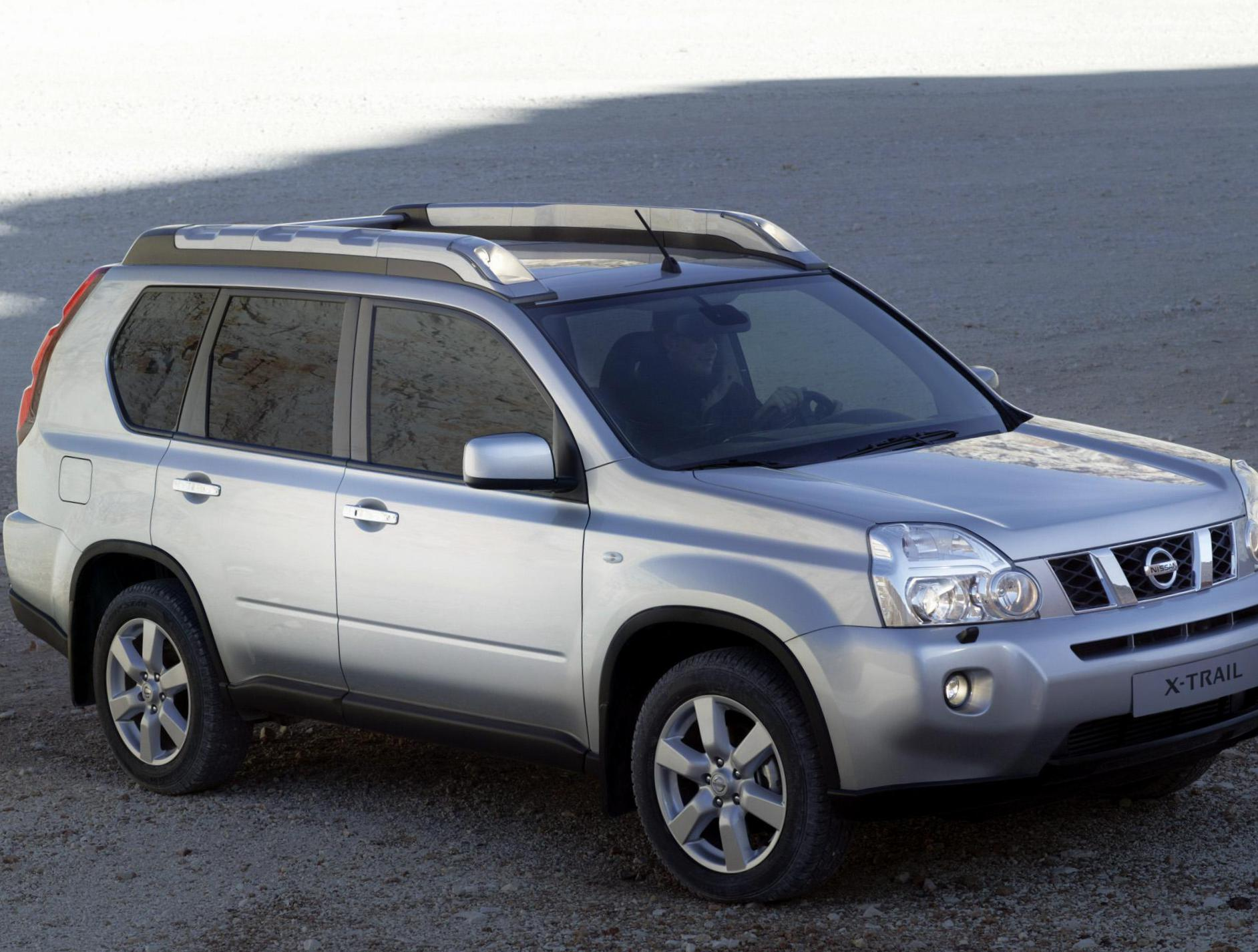 Nissan X-Trail Specifications 2014