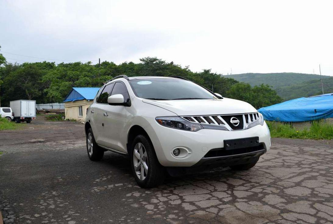 Murano Nissan for sale hatchback