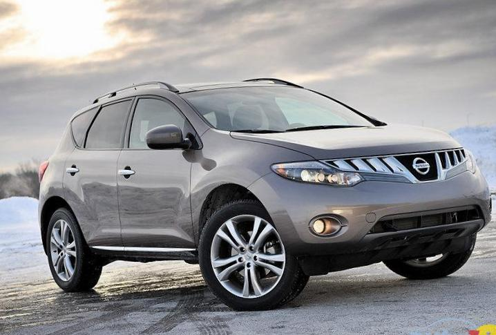 Nissan Murano review 2012
