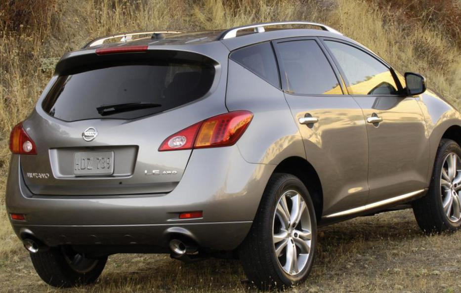Nissan Murano Photos And Specs Photo Nissan Murano Tuning And 25