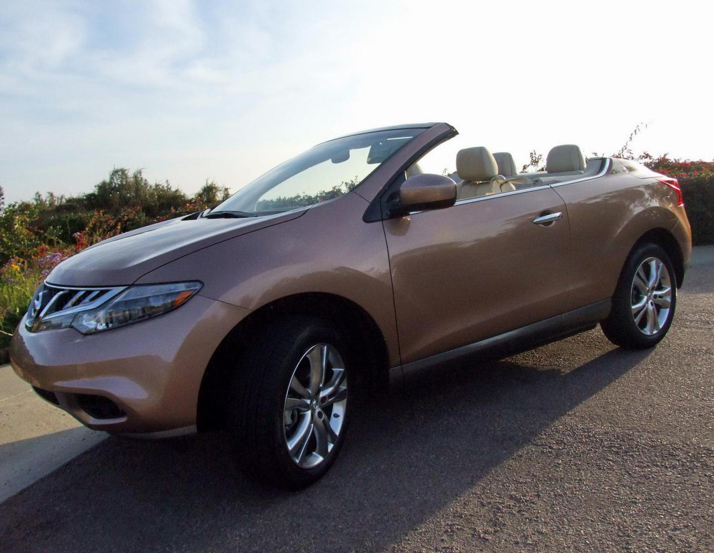 Nissan Murano Crosscabriolet Photos And Specs Photo Nissan Murano