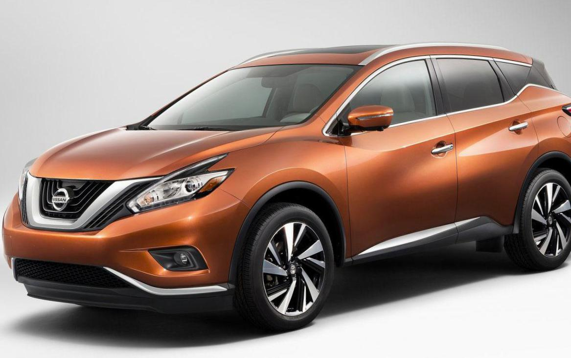 Murano Nissan approved suv